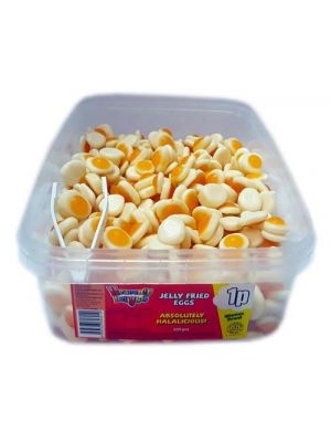 Jelly Fried Eggs [Box of 6 Tubs]