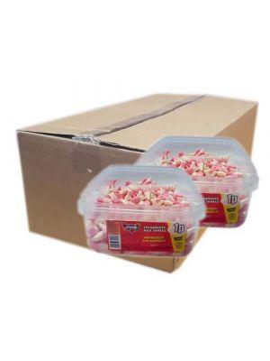 Strawberry Milkshakes [Box of 6 Tubs]