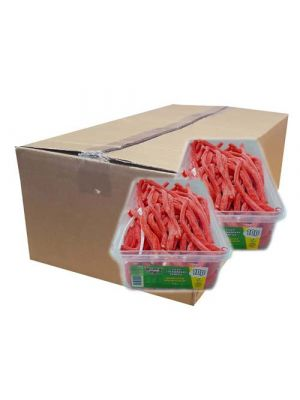 Fizzy Strawberry Pencils [Box of 6 Tubs]