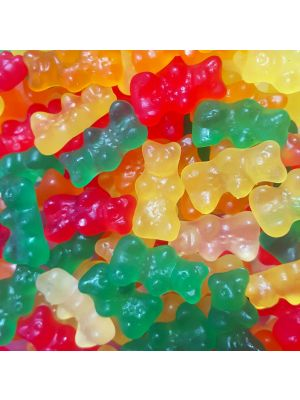 Gummy Bears, Tub of 600 pcs, 1p Range