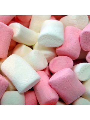 Heavenly Mallows [Strawberry & Vanilla Flavoured Marshmallows] 140g Bag