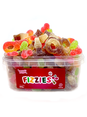 Fizzies (900g Tub)  Fizzy Mix