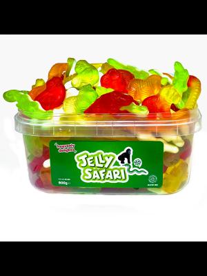 Jelly Safari (900g Tub) Mix